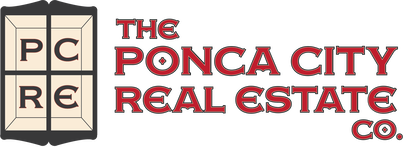 The Ponca City Real Estate Co. Logo